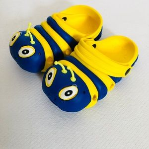 Other - Clogs Sandals Walking Slippers Bug Caterpillar